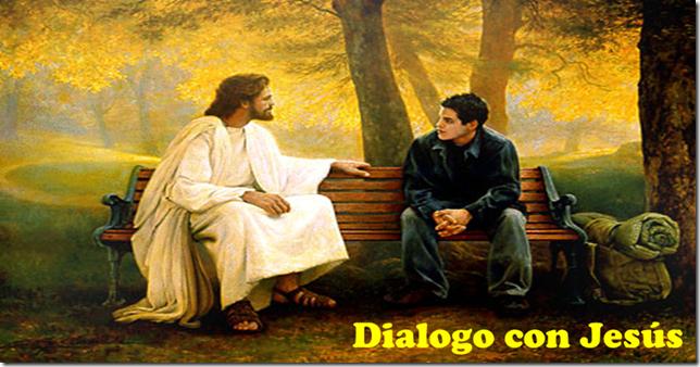 Diálogo con Jesús… Oración de sanación: Escuchar a Dios con un corazón abierto…