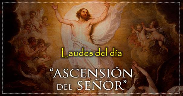 Resultado de imagen de De la oración de Laudes del domingo de Ascensión
