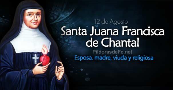Santa Juana Francisca Chantal