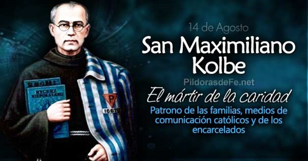 14-08-san-maximiliano-kolbe-martir-nazi-de-la-caridad-patrono-familias