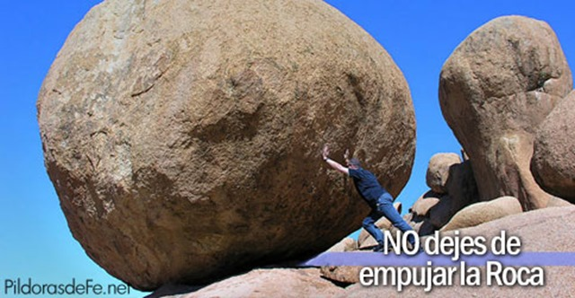 empuja-roca