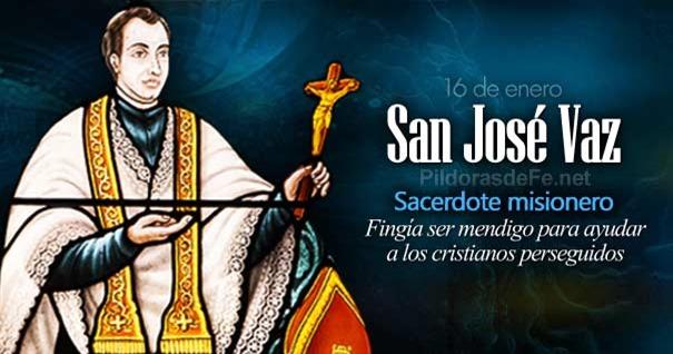 16-01-san-jose-vaz-sacerdote-misionero-mendigo-cristianos-perseguidos