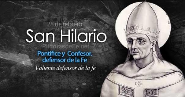 28-02-san-hilario-papa-confesor-defensor-fe