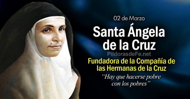 02-03-santa-angela-de-la-cruz-fundadora-hermanas-de-la-cruz