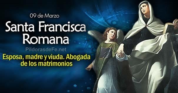 09-03-santa-francisca-romana-esposa-madre-viuda-abogada-matrimonio