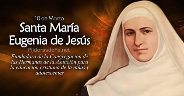 10-03-santa-maria-eugenia-de-jesus-virgen-fundadora