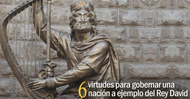virtudes-gobernar-nacion-ejemplo-rey-david
