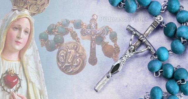 virgen-de-fatima-santo-rosario-tipos-clases